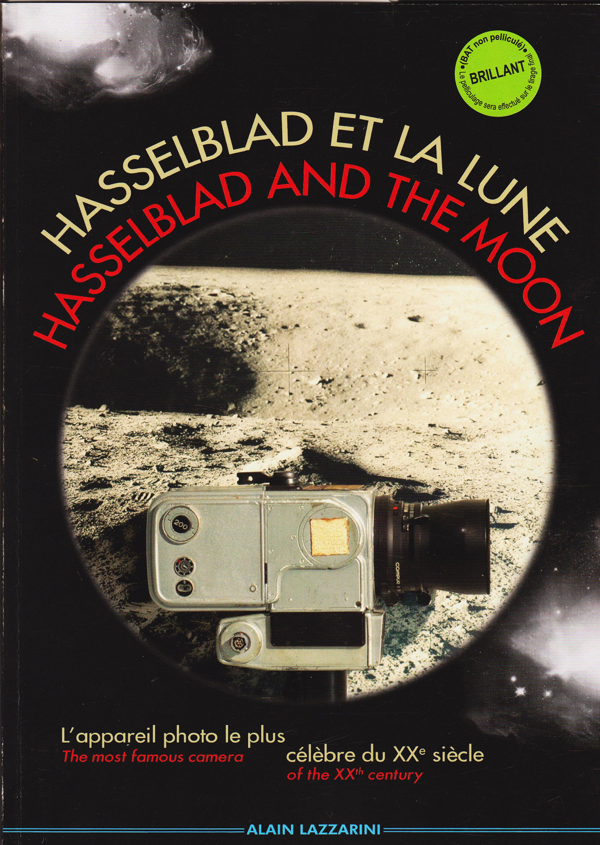Hasselblad and the Moon - Cover page