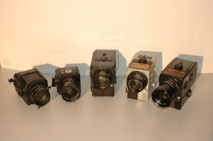 Hasselblad cameras used by the NASA